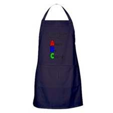 Always Be Closing - Cousin Apron (dark)