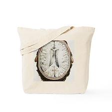 Brain ventricles, 1844 artwork Tote Bag