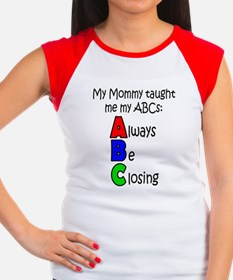 Always Be Closing - Mom Women's Cap Sleeve T-Shirt