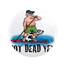 """Paddle Board Grampy 3.5"""" Button"""
