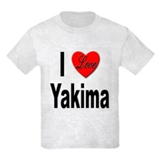 I Love Yakima T-Shirt