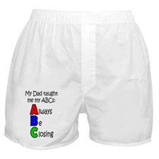 Always Be Closing - Dad Boxer Shorts