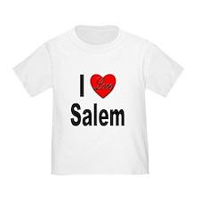 I Love Salem (Front) T