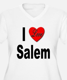 I Love Salem (Front) T-Shirt