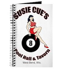 Susie Cue Bar Journal