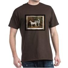 Antique Dalmatian Dark Colored T-Shirt