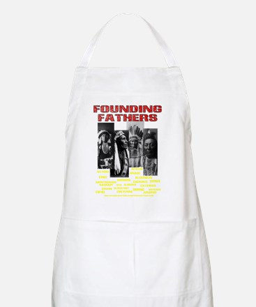 Native American, First Nations Founding Fath Apron
