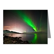 Kleifarvatn lake and great a Note Cards (Pk of 20)