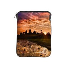 Angkor wat at sunrise iPad Sleeve