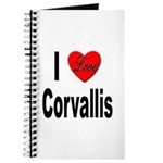 I Love Corvallis Journal