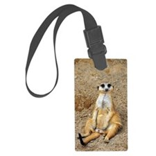 Smile Luggage Tag