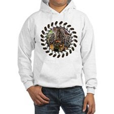 morel and gnome art Hoodie
