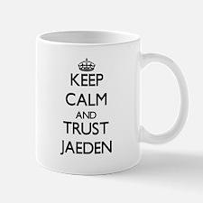 Keep Calm and TRUST Jaeden Mugs