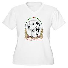 Dalmatian Holiday T-Shirt
