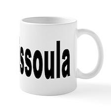I Love Missoula Mug