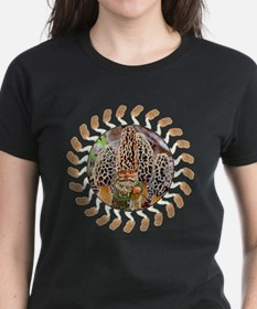 morel and gnome art Tee