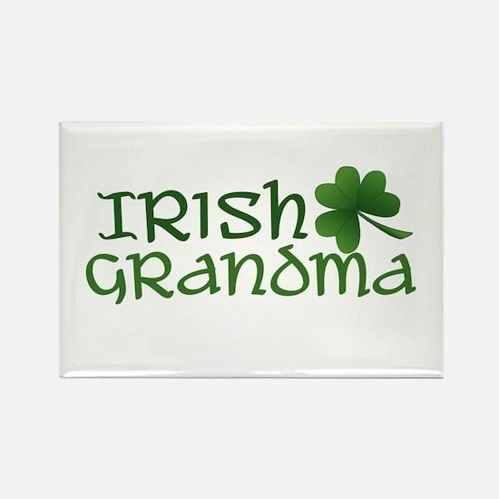 irish grandma Rectangle Magnet