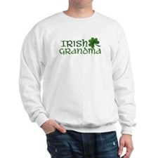 irish grandma  Sweatshirt