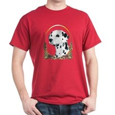 Dalmatian Gold Ring T-Shirt