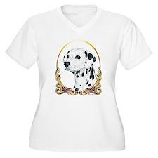 Dalmatian Gold Ring T-Shirt