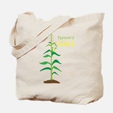 Farmers Gold Tote Bag