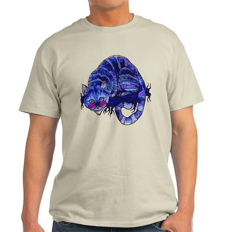 Cool Cheshire Cat Light T-Shirt