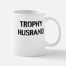 Trophy Husband Mugs   Wedding Humor