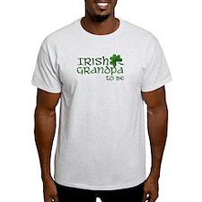 irish grandpa to be T-Shirt