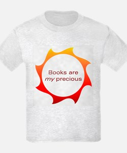 Books Are My Precious T-Shirt