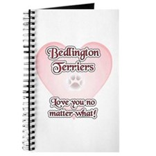 Bedlington Love U Journal