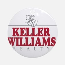 Keller Williams Realty Ornament (Round)