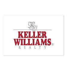 Keller Williams Realty Postcards (Package of 8)