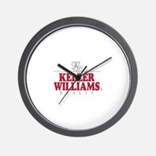 Keller Williams Realty Wall Clock