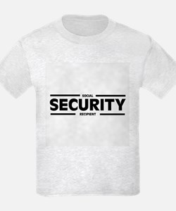 Social SECURITY Recipient T-Shirt