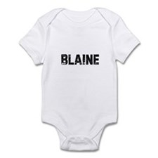 Blaine Infant Bodysuit