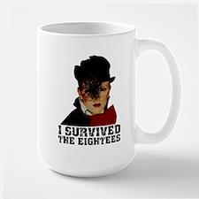 I Survived the 80's Mug