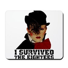 I Survived the 80's Mousepad