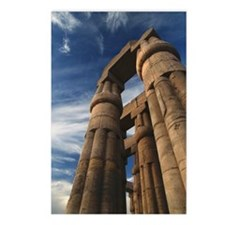 Luxor Temple, Egypt. Postcards (Package of 8)