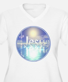 Blue Jesus T-Shirt