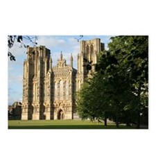 Wells Cathedral Green, We Postcards (Package of 8)