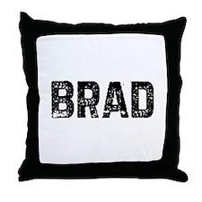 Brad Throw Pillow