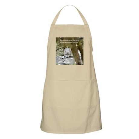 My Soul is at Rest Apron