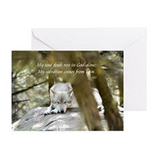My Soul is at Rest Greeting Cards (Pk of 10)