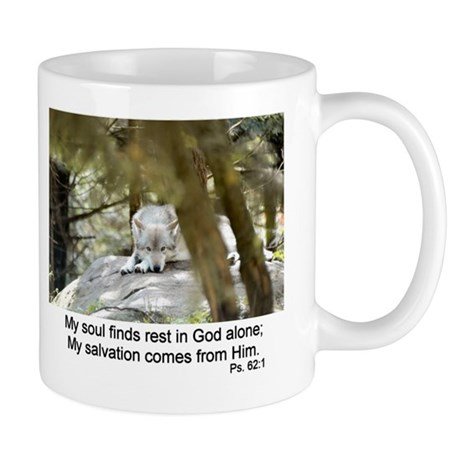 My Soul is at Rest Mug