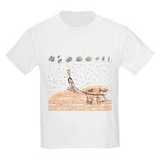 My Weekend Mushing w/story T-Shirt
