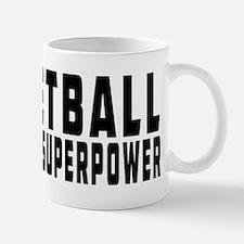 Netball Is My Superpower Mug