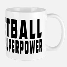 Netball Is My Superpower Small Mugs