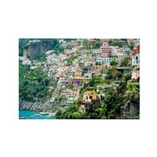 Positano Amalfi Coast Rectangle Magnet