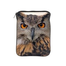 Owls well that ends well iPad Sleeve