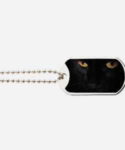 5x2 apparel_Le Chat Noir Dog Tags